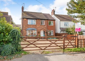 Thumbnail 4 bedroom detached house for sale in Oilmills Road, Ramsey Mereside, Huntingdon