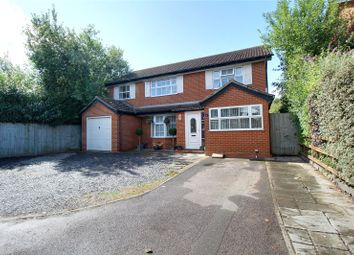 Thumbnail 5 bed detached house for sale in Formby Close, Earley, Reading, Berkshire