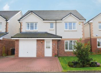 Thumbnail 4 bed detached house for sale in David Avenue, Stirling