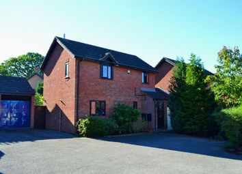 Thumbnail 3 bed detached house for sale in Gresham Drive, West Hunsbury, Northampton