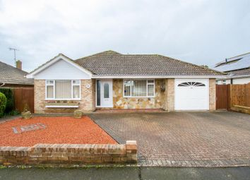 Thumbnail 3 bed detached bungalow for sale in Lower Drive, Seaford