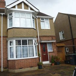 Thumbnail 4 bed detached house to rent in Norfolk Road, Luton