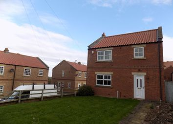 Thumbnail 3 bed detached house to rent in Goodwood Close, Sadberge, Darlington