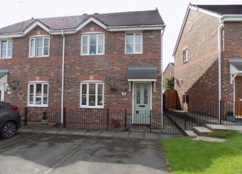 Thumbnail 3 bed semi-detached house for sale in Athelbrae Close, Northwich