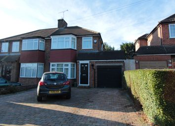 Thumbnail 3 bed property to rent in Clifton Gardens, Enfield, Middlesex