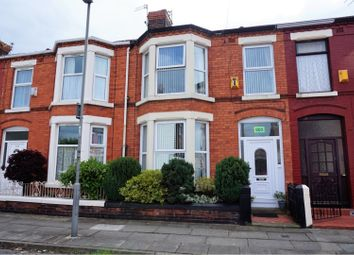 Thumbnail 3 bed terraced house for sale in Claremont Road, Liverpool