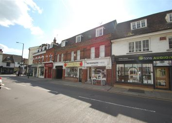 Thumbnail 2 bed flat to rent in Old Cross, Hertford