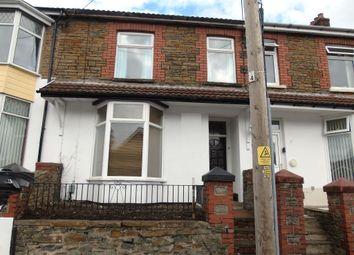 Thumbnail 3 bed terraced house for sale in James Street, Treforest, Pontypridd