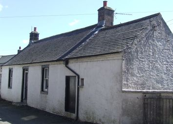 Thumbnail 2 bed cottage for sale in Church Street, Ecclefechan