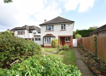 Thumbnail 3 bed detached house to rent in Wilbury Avenue, Cheam, Sutton