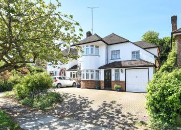 4 bed detached house for sale in St. Aubyns Gardens, Orpington, Kent BR6