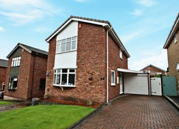 Thumbnail 3 bed detached house for sale in Bream Way, Bradeley, Stoke-On-Trent