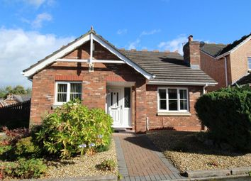 Thumbnail 2 bed bungalow for sale in Larch Drive, Stanwix, Carlisle