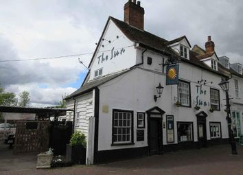 Thumbnail Pub/bar for sale in Sun Street, Waltham Abbey