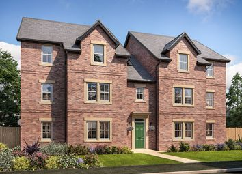 "Thumbnail 2 bed flat for sale in ""Marlborough"" at Ascot Way, Carlisle"