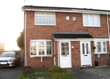 Thumbnail 2 bed terraced house for sale in Aspen Close, Kirkby, Liverpool