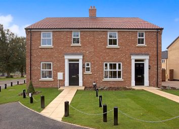Thumbnail 3 bed semi-detached house for sale in Water Lane, Little Plumstead, Norwich