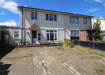 Thumbnail 4 bed semi-detached house to rent in Sancroft Avenue, Canterbury
