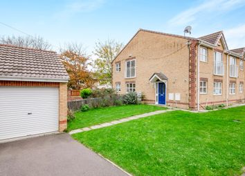 Thumbnail 2 bed end terrace house for sale in Windsor View, New Rossington, Doncaster