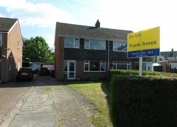 Thumbnail Property for sale in Garfield Road, Hugglescote, Coalville