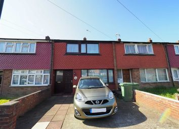 Thumbnail 3 bed terraced house for sale in Anthony Road, Welling, Kent