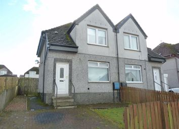 Thumbnail 2 bedroom semi-detached house for sale in Viewfield Street, Harthill, Shotts