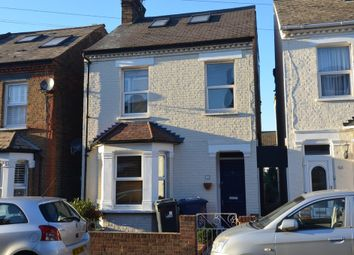 Thumbnail 2 bed flat to rent in Studley Grange Road, London