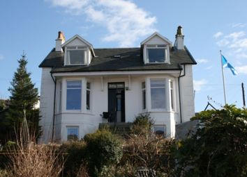 Thumbnail 2 bed property for sale in Top Flat, Ashgrove, Cromlech Road, Sandbank