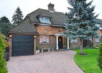 Thumbnail 4 bed detached house for sale in Grange Drive, Pratts Bottom