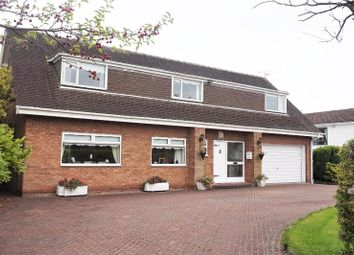 Thumbnail 4 bed detached house for sale in Ormskirk Road, Prescot