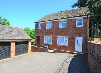 Thumbnail 3 bed semi-detached house for sale in Cromwell Park, Tiverton