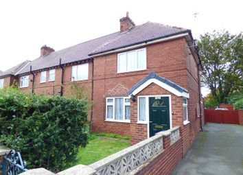 Thumbnail 3 bedroom end terrace house for sale in Willow Park, Pontefract