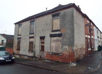 Thumbnail 3 bedroom end terrace house for sale in Alexandra Road, Coventry, West Midlands