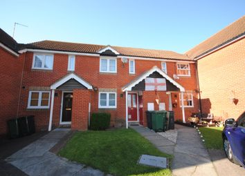 Thumbnail 2 bed terraced house to rent in Jersey Way, Braintree