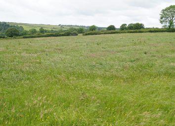 Thumbnail Land for sale in Llangolman, Clynderwen