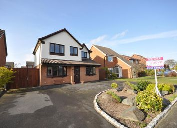 Thumbnail 4 bed detached house for sale in Frobisher Drive, St Annes, Lytham St Annes, Lancashire
