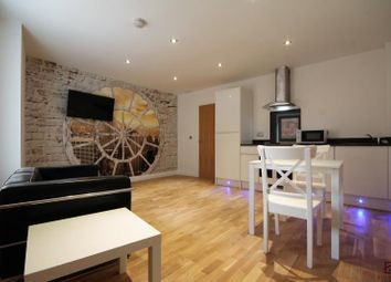 Thumbnail 2 bed flat to rent in Thornton Court, Forth Place, Newcastle Upon Tyne