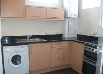 Thumbnail 4 bed flat to rent in Chapel Road, St Marys, Southampton