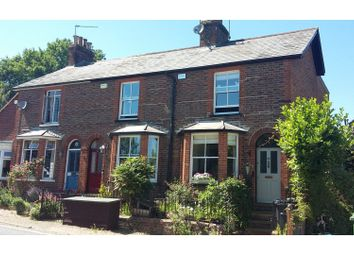 Thumbnail 2 bed end terrace house for sale in The Street, Capel, Dorking
