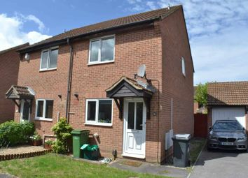 Thumbnail 2 bed semi-detached house to rent in Cropper Close, Thatcham