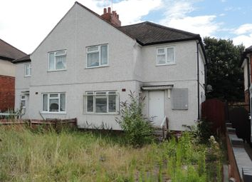Thumbnail 4 bed semi-detached house for sale in Milton Street, Brierley Hill, West Midlands