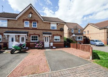Thumbnail 2 bed end terrace house for sale in Nicol Road, Broxburn