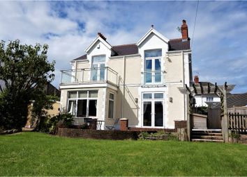 Thumbnail 5 bed detached house for sale in Mumbles Road, Norton