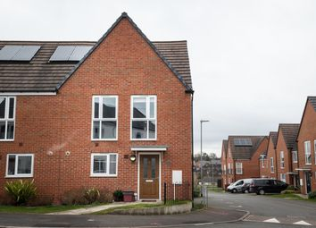 Thumbnail 3 bed semi-detached house to rent in Centurion Crescent, Newcastle-Under-Lyme