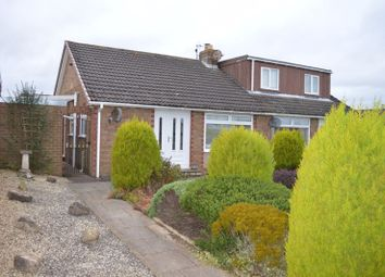 Thumbnail 2 bed semi-detached bungalow for sale in Greenwood, Tweedmouth, Berwick-Upon-Tweed