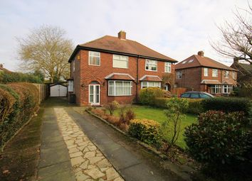 Thumbnail 3 bedroom semi-detached house for sale in Station Road, Penketh, Warrington