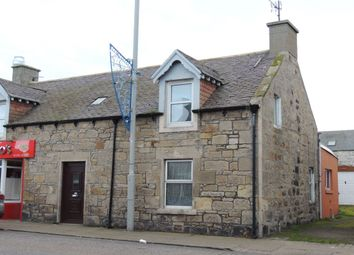 Thumbnail 3 bed terraced house for sale in Queen Street, Lossiemouth