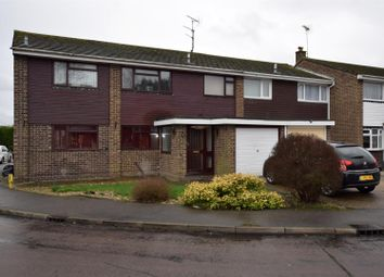 Thumbnail 4 bed end terrace house for sale in Millwrights, Tiptree, Colchester