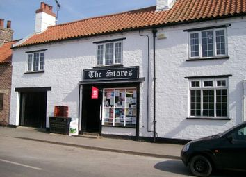 Thumbnail Retail premises for sale in Middle Street, Kilham, Driffield