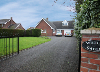 Thumbnail 4 bed detached bungalow for sale in Shrewsbury Road, Llanymynech, Powys